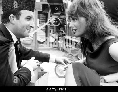 peter sellers, sophia loren, la miliardaria, 1960 - Stock Photo