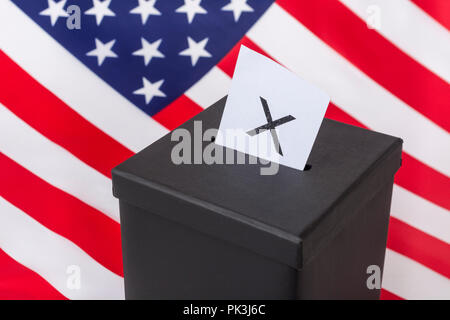 2020 US Presidential Election / Midterm elections America in November 2018, 2020 US Elections. - Stock Photo