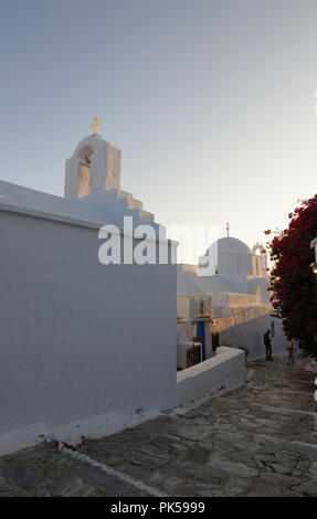 Church in Cyclades - Stock Photo
