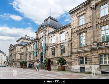 Musée des Beaux-Arts, Rouen, Normandy, France - Stock Photo