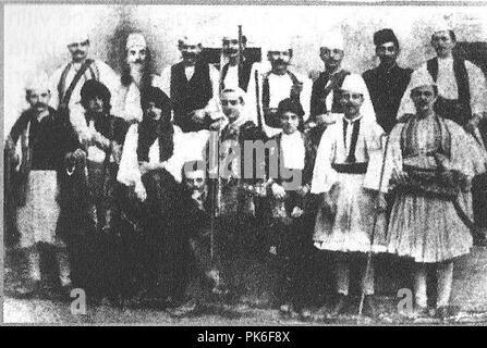 Besa 1908. - Stock Photo