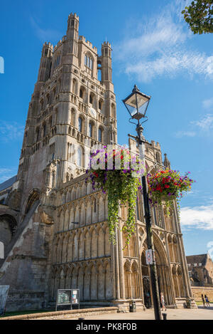 Cathedral Church of Ely - Stock Photo