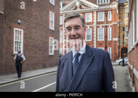 Jacob Rees-Mogg, Converative MP - Stock Photo