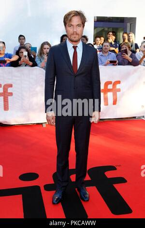 Toronto, Canada. 12th Sep, 2018. Michael Shannon at arrivals for WHAT THEY HAD Premiere at Toronto International Film Festival 2018, Roy Thomson Hall, Toronto, Canada September 12, 2018. Credit: JA/Everett Collection/Alamy Live News - Stock Photo