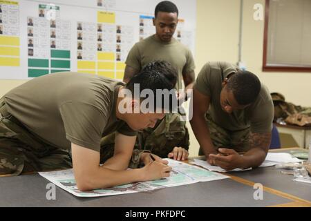 Soldiers Assigned To The 19th Expeditionary Sustainment Command S