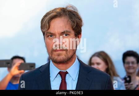 Michael Shannon attends the premiere of 'What They Said' during the 43rd Toronto International Film Festival, tiff, at Roy Thomson Hall in Toronto, Canada, on 12 September 2018. | usage worldwide - Stock Photo