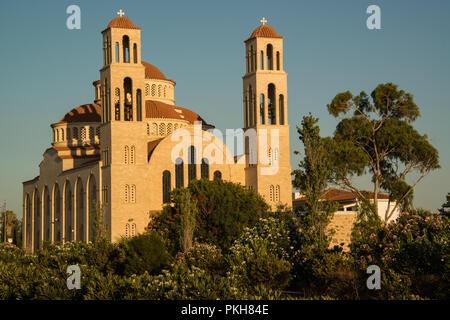 Agioi Anargyroi Church - Stock Photo