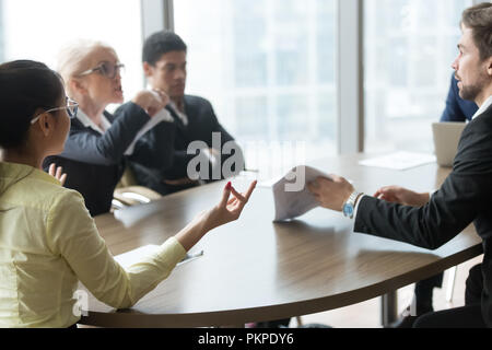 Taking a break, thinking, focusing. Stress relief - Stock Photo