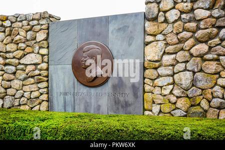 John F. Kennedy Memorial - Hyannis, MA
