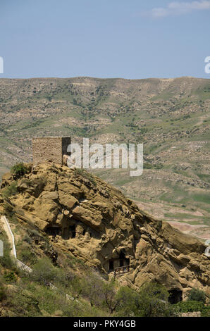 Davit Gareja Monastery, near Tbilisi, Georgia - Stock Photo