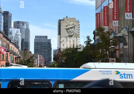 Montreal City Views - Stock Photo