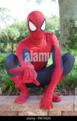 Spiderman pics - Stock Photo
