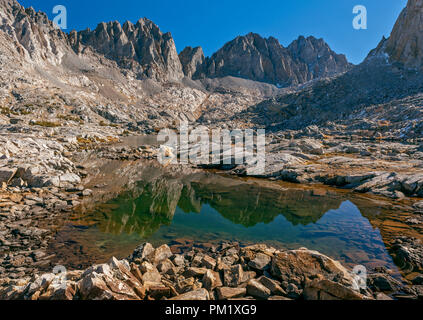 Kings Canyon National Park, California - Stock Photo