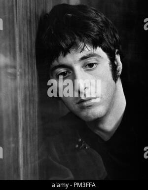 Studio Publicity Still: 'The Panic in Needle Park'  Al Pacino  1971 20th Century Fox       File Reference # 30732_1121THA - Stock Photo