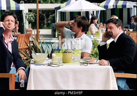 Film Still from 'Win a Date with Tad Hamilton' Sean Hayes, Josh Duhamel, and Nathan Lane © 2004 Dreamworks File Reference # 30735985THA  For Editorial Use Only -  All Rights Reserved - Stock Photo
