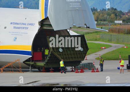 Antonov An124 from Antonov Desgin Bureau - Stock Photo