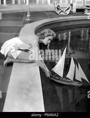 Grace Kelly, 'High Society'  1956 MGM File Reference # 1061 043THA - Stock Photo