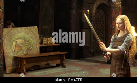 Newline Pictures Presents 'Lord of the Rings: The Two Towers' Miranda Otto © 2002 New Line - Stock Photo