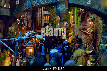 'Hellboy II: The Golden Army' © 2008 Universal Pictures - Stock Photo