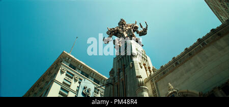 'Transformers' Megatron © 2007 Dream Works - Stock Photo