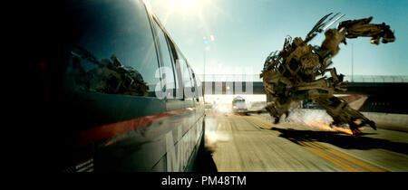 'Transformers' Bonecrusher © 2007 Dream Works - Stock Photo