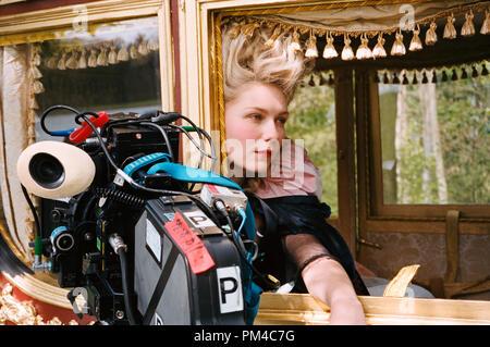 Film Still from 'Marie Antoinette' Kirsten Dunst - Stock Photo