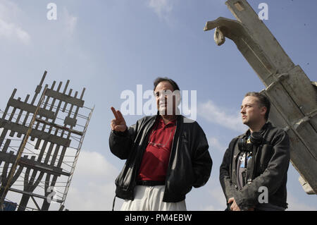Film Still / Publicity Still from 'World Trade Center' Director Oliver Stone © 2006 Paramount Pictures Photo Credit: James Nachtwey File Reference # 30737869THA  For Editorial Use Only -  All Rights Reserved - Stock Photo