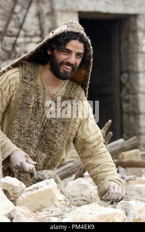 Film Still / Publicity Still from 'The Nativity Story' Oscar Isaac © 2006 New Line Cinema Photo Credit: Jaimie Trueblood .  File Reference # 30737955THA  For Editorial Use Only -  All Rights Reserved - Stock Photo