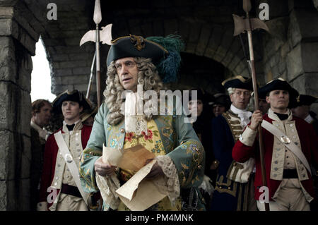Walt Disney Pictures Presents 'Pirates of the Caribbean: Dead Man's Chest'  Jonathan Pryce - Stock Photo