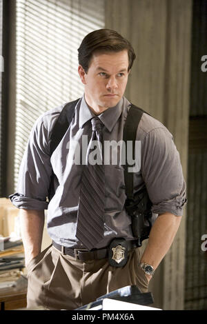 Studio Publicity Still from 'The Departed' Mark Wahlberg © 2006 Warner Photo credit: Andrew Cooper   File Reference # 307372365THA  For Editorial Use Only -  All Rights Reserved - Stock Photo