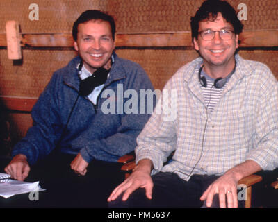 'There's Something About Mary' director's Bobby and Peter Farrelly 1998 - Stock Photo