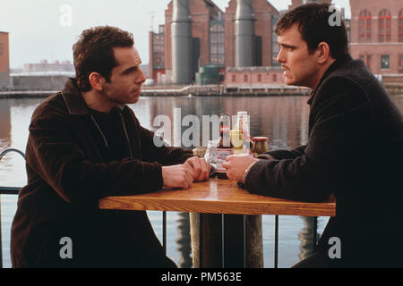 'There's Something About Mary' 1998 Ben Stiller, Matt Dillon - Stock Photo