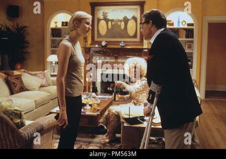 'There's Something About Mary' 1998 Cameron Diaz, Lin Shaye, Lee Evans - Stock Photo