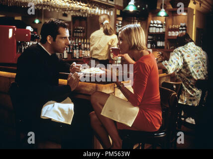 'There's Something About Mary' 1998 Ben Stiller, Cameron Diaz - Stock Photo