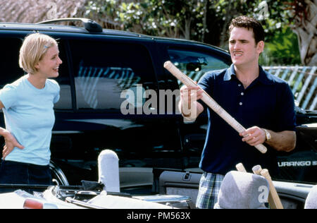 'There's Something About Mary' 1998 Cameron Diaz, Matt Dillon - Stock Photo