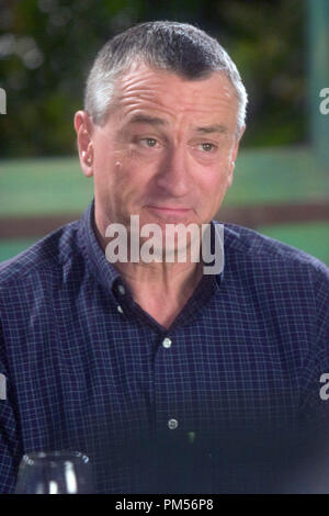 Film Still from 'Meet the Fockers' Robert De Niro © 2004 Universal Pictures Photo Credit: Tracy Bennett File Reference # 307351299THA  For Editorial Use Only -  All Rights Reserved - Stock Photo