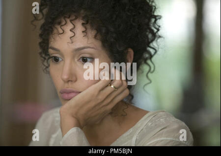 Studio Publicity Still from 'A Mighty Heart' Angelina Jolie © 2007 Paramount Vantage Photo credit: Peter Mountain   File Reference # 30738679THA  For Editorial Use Only -  All Rights Reserved - Stock Photo