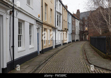 Prince Street, Kingston upon Hull, Humberside, East Riding of Yorkshire, UK. - Stock Photo
