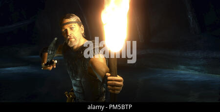 Studio Publicity Still from 'Beowulf' Beowulf © 2007 Warner    File Reference # 30738774THA  For Editorial Use Only -  All Rights Reserved - Stock Photo