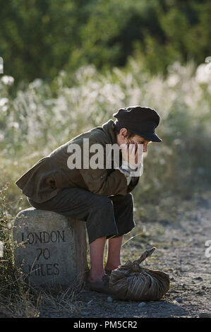 Film Still / Publicity Still from 'Oliver Twist' Barney Clark © 2005 TriStar Pictures Photo Credit: Guy Ferrandis  File Reference # 30736119THA  For Editorial Use Only -  All Rights Reserved - Stock Photo