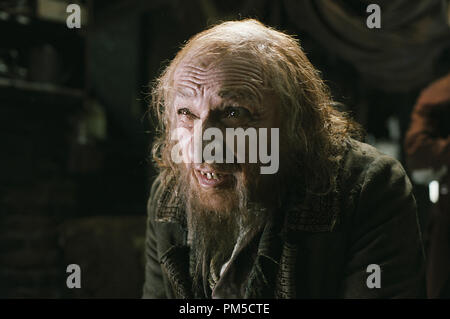 Film Still / Publicity Still from 'Oliver Twist' Ben Kingsley © 2005 TriStar Pictures Photo Credit: Guy Ferrandis  File Reference # 30736122THA  For Editorial Use Only -  All Rights Reserved - Stock Photo