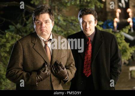 Film Still / Publicity Still from 'The Ice Harvest' Oliver Platt, John Cusack © 2005 Focus Features Photo Credit: Chuck Hodes   File Reference # 30736278THA  For Editorial Use Only -  All Rights Reserved - Stock Photo