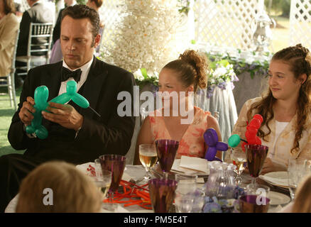 Film Still / Publicity Stills from 'Wedding Crashers'  Vince Vaughn  © 2005 New Line Cinema  Photo Credit: Richard Cartwright  File Reference # 30736739THA  For Editorial Use Only -  All Rights Reserved - Stock Photo