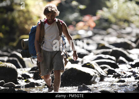 Film Still from 'Into the Wild' Emile Hirsch © 2007 Paramount Vantage Photo credit: Chuck Zlotnick   File Reference # 30738428THA  For Editorial Use Only -  All Rights Reserved - Stock Photo