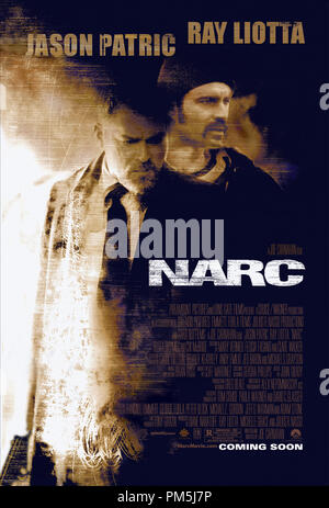 Film Still / Publicity Still from 'Narc' Poster © 2002 Paramount - Stock Photo