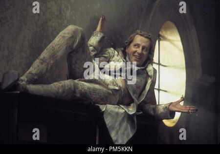 Film Still / Publicity Stills from 'Quills' Geoffrey Rush © 2000 Fox Searchlight Photo Credit: David Appleby  File Reference # 30846265THA  For Editorial Use Only -  All Rights Reserved - Stock Photo