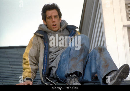 Film Still / Publicity Stills from 'Meet the Parents' Ben Stiller © 2000 Universal / Dreamworks Photo Credit: Phillip V. Caruso File Reference # 30846369THA  For Editorial Use Only -  All Rights Reserved - Stock Photo