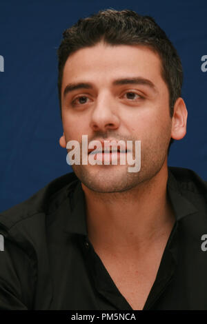 Oscar Isaac 'Sucker Punch'  Portrait Session, March 19, 2011.  Reproduction by American tabloids is absolutely forbidden. File Reference # 30908 015JRC  For Editorial Use Only -  All Rights Reserved - Stock Photo