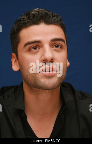 Oscar Isaac 'Sucker Punch'  Portrait Session, March 19, 2011.  Reproduction by American tabloids is absolutely forbidden. File Reference # 30908 017JRC  For Editorial Use Only -  All Rights Reserved - Stock Photo