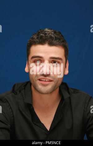 Oscar Isaac 'Sucker Punch'  Portrait Session, March 19, 2011.  Reproduction by American tabloids is absolutely forbidden. File Reference # 30908 019JRC  For Editorial Use Only -  All Rights Reserved - Stock Photo